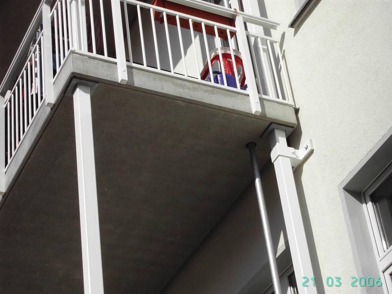Balkone Vorgestellt Balkonbau Montage Service Mehku Lychen